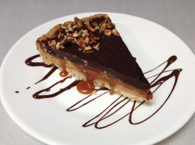 Chocolate Caramel Pie