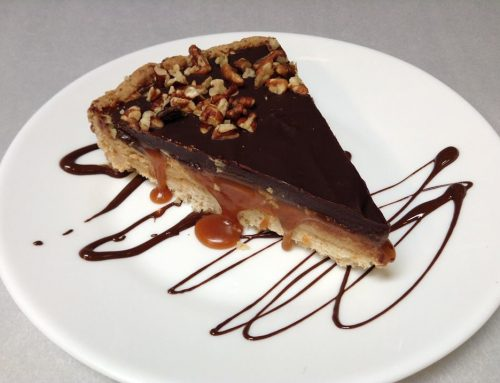 Chocolate Caramel Pie by Coco Loco